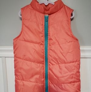 Girls jacket vest